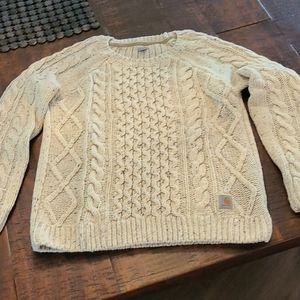 Women's Carhartt Sweater excellent med